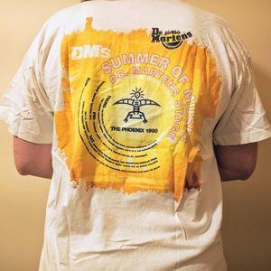 Dr. Martens Phoenix Festival T-shirt